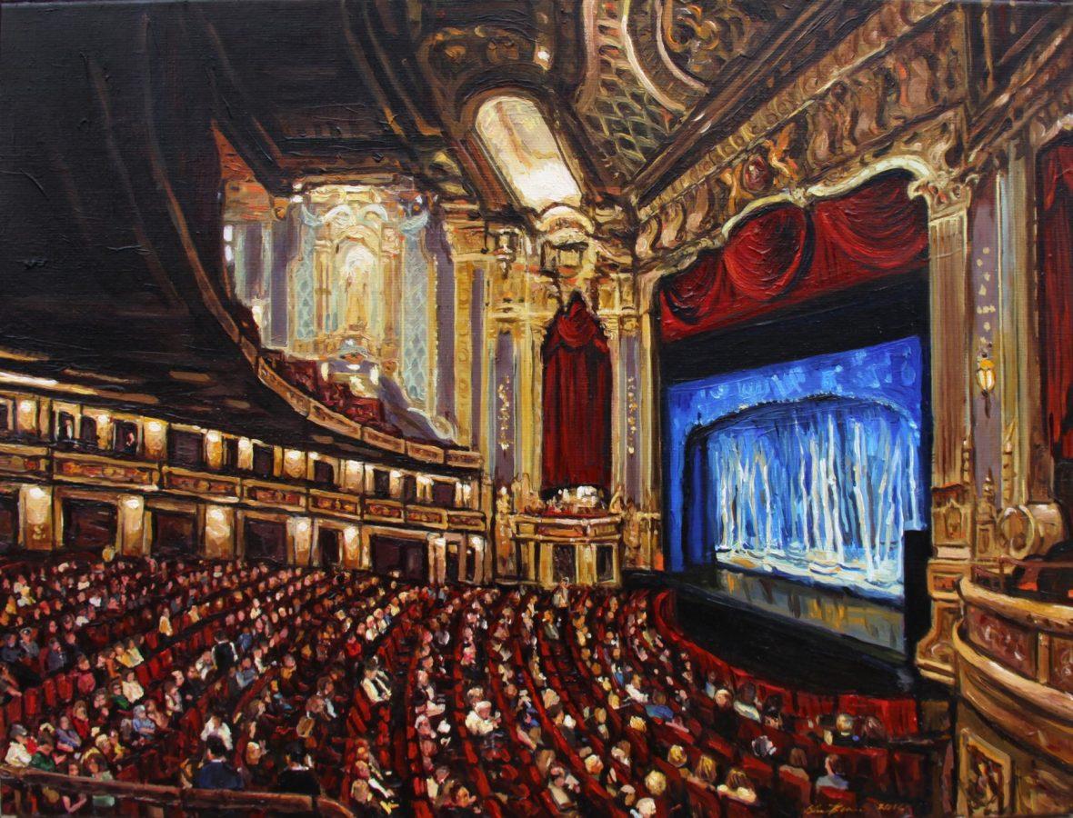 Oriental Theatre, Chicago