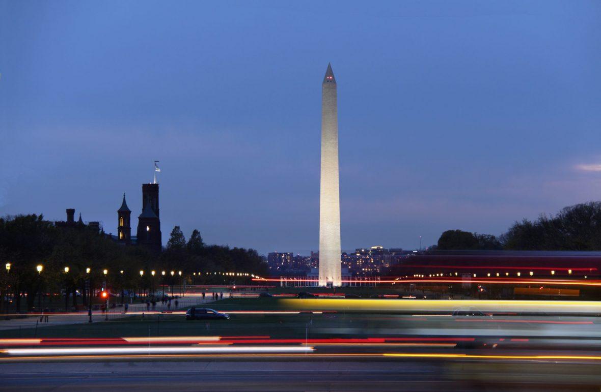 National Mall at Night
