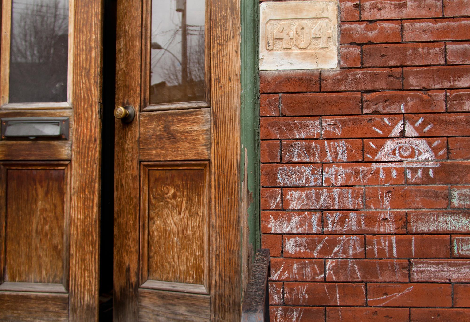 Pittsburgh Doorway